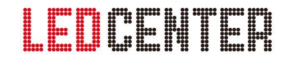 LED CENTERのロゴ
