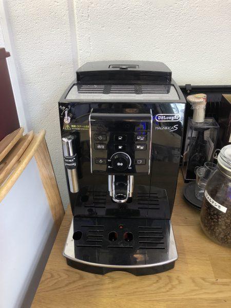 一杯ずつ抽出、新鮮・淹れたてのコーヒーが楽しめます