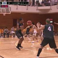 東京都高等学校男子バスケットボール ウィンターカップ2018東京都代表決定戦のYoutube Live配信
