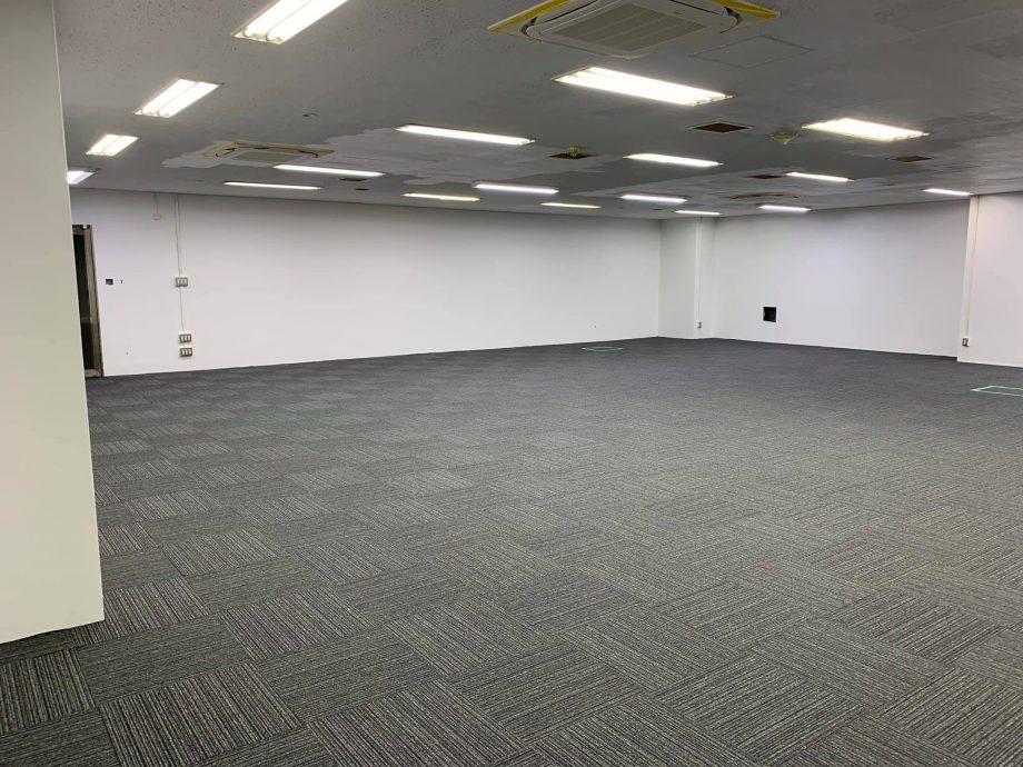 オフィススペース完成